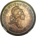 Patterns, 1869 50C Standard Silver Half Dollar, Judd-743, Pollock-824, HighR.6, PR66 NGC....
