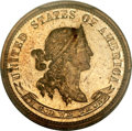 Patterns, 1870 10C Standard Silver Ten Cents, Judd-846, Pollock-945, Low R.7, PR65 Red PCGS Secure. CAC....