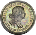 Patterns, 1870 10C Standard Silver Ten Cents, Judd-851, Pollock-958, Low R.7, PR65 Brown PCGS Secure. CAC....