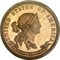 Patterns, 1869 25C Standard Silver Quarter Dollar, Judd-730, Pollock-811, LowR.7, PR65 Red PCGS Secure. CAC....