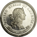 Patterns, 1870 10C Standard Silver Ten Cents, Judd-866, Pollock-955, High R.7, PR67 Cameo PCGS Secure. CAC....