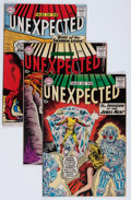 Silver Age (1956-1969):Horror, Tales of the Unexpected Group (DC, 1960-62) Condition: AverageVG+.... (Total: 11 Comic Books)