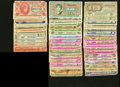 Military Payment Certificates:Series 692, Group Lot of MPC. ... (Total: 51 notes)