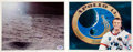 Autographs:Celebrities, Apollo 14 Moonwalkers: Signed Color Photos. ... (Total: 2 )