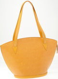 Luxury Accessories:Bags, Heritage Vintage: Louis Vuitton Yellow Epi Leather St Jacques ToteBag. ...