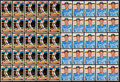 Baseball Cards:Autographs, Bret Saberhagen and Gary Carter Signed Cards lot of 50....