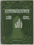 Books:Children's Books, Laura E. Richards. Snow-White; or, the House in theWood. Estes, [1900]. First edition. Spine toned, some rubbin...