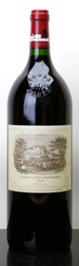 Red Bordeaux, Chateau Lafite Rothschild 1996 . Pauillac. lwasl. Magnum(1). ... (Total: 1 Mag. )