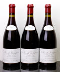 Red Burgundy, Clos Vougeot 2002 . Leroy . Bottle (3). ... (Total: 3 Btls.)