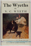 Books:Biography & Memoir, [Henry Miller, association]. INSCRIBED BY MILLER. N. C. Wyeth.The Wyeths. The Letters of N. C. Wyeth, 1901-1945....