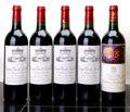 Red Bordeaux, Chateau Leoville Las Cases. 1995 St. Julien 1lbsl Bottle(2). 1999 St. Julien Bottle (2). Chateau Mouton R... (Total:5 Btls. )