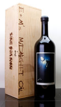 Domestic Syrah/Grenache, Sine Qua Non Syrah 2001 . Midnight Oil. owc. Double-Magnum (1). ... (Total: 1 D-Mag. )