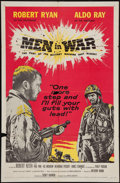 "Movie Posters:War, Men in War (United Artists, 1957). One Sheets (2) (27"" X 41"").War.. ... (Total: 2 Items)"