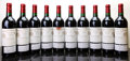 Red Bordeaux, Chateau Cheval Blanc 1995 . St. Emilion. 4lbsl, 1wisl, 1lnc,1sos. Bottle (10). ... (Total: 10 Btls. )