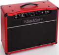 Musical Instruments:Amplifiers, PA, & Effects, 2010 Bad Cat Cub IIR Red Guitar Amplifier, Serial # 2631. ...