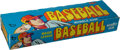 Baseball Cards:Sets, 1972 Topps Baseball Wax Box With 24 Unopened Packs. ...