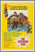 "Movie Posters:Adventure, The Southern Star & Other Lot (Columbia, 1969). One Sheets (2)(27"" X 41""). Adventure.. ... (Total: 2 Items)"
