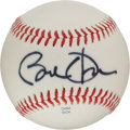 Autographs:Baseballs, Circa 2008 Barack Obama Single Signed Baseball....