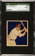Baseball Cards:Singles (1940-1949), 1949 Bowman Stan Musial #24 SGC 92 NM/MT+ 8.5....