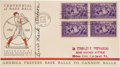 Autographs:Others, 1939 Hack Wilson Signed Hall of Fame First Day Cover....