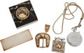 Miscellaneous Collectibles:General, Johnny Longden Personal Artifacts From Longden Family. ...