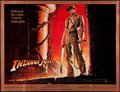 "Movie Posters:Adventure, Indiana Jones and the Temple of Doom (Paramount, 1984). Subway (44""X 59"") Advance. Adventure.. ..."