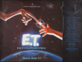 "Movie Posters:Science Fiction, E.T. The Extra-Terrestrial (Universal, 1982). Subway (45"" X 59"")Advance. Science Fiction.. ..."