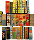 Big Little Book:Miscellaneous, Big Little Book Group (Whitman, 1930s-70s) Condition: AverageGD/VG.... (Total: 27 Comic Books)