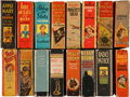 Big Little Book:Miscellaneous, Big Little Book Group (Whitman, 1930s) Condition: Average VG-....(Total: 16 Comic Books)