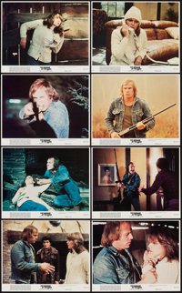 """The House by the Lake (American International, 1976). Mini Lobby Card Set of 8 (8"""" X 10""""). Horror. ... (Total:..."""