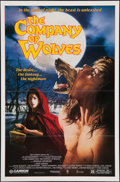 "Movie Posters:Horror, The Company of Wolves (Cannon, 1985). One Sheet (27"" X 41""). Horror.. ..."