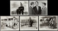 """Movie Posters:Adventure, Tarzan Goes to India (MGM, 1962). Photo Proof Sheets (9) (8"""" X10""""), Photos (5) (8"""" X 10""""), Reprint Photos (4) (7"""" X 9"""" &8""""... (Total: 20 Items)"""