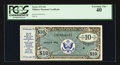 Military Payment Certificates:Series 472, Series 472 $10 PCGS Extremely Fine 40.. ...