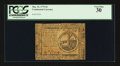 Colonial Notes:Continental Congress Issues, Continental Currency May 10, 1775 $2 PCGS Very Fine 30.. ...
