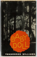 Books:Fiction, Tennessee Williams. WILLIAMS' AGENT'S COPY. Baby Doll. NewDirections, [1956]. First edition. With the inkstamp of...