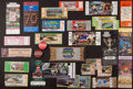 Football Collectibles:Tickets, College Bowl Ticket Stub Lot of 26...