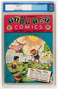 Golden Age (1938-1955):Funny Animal, Tiny Tot Comics #6 (EC, 1947) CGC FN 6.0 Cream to off-white pages....