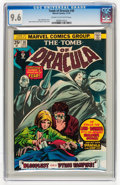 Bronze Age (1970-1979):Horror, Tomb of Dracula #38 (Marvel, 1975) CGC NM+ 9.6 Cream to off-whitepages....