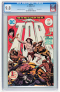 Bronze Age (1970-1979):Miscellaneous, Tor #1 (DC, 1975) CGC NM/MT 9.8 White pages....