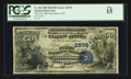 National Bank Notes:Kentucky, Owensboro, KY - $50 1882 Date Back Fr. 563 The First NB Ch. #(S)2576. ...