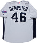 Baseball Collectibles:Uniforms, 2008 Ryan Dempster Signed All-Star Game Jersey....