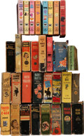 Big Little Book:Miscellaneous, Big Little Book Short Box Group (Whitman, 1930s) Condition: AverageFR.... (Total: 32 Comic Books)