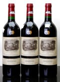 Red Bordeaux, Chateau Lafite Rothschild 1999 . Pauillac. Bottle (3). ...(Total: 3 Btls. )