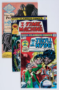 Bronze Age (1970-1979):Classics Illustrated, Marvel Classics Comics/Classics Illustrated Group (Marvel/Berkeley,1970s-90s) Condition: Average VF/NM.... (Total: 53 Comic Books)
