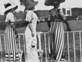 Photographs:20th Century, JACQUES HENRI LARTIGUE (French, 1894-1986). Carriage Day at theRaces at Auteuil, Paris, 1911. Gelatin silver, printed l...