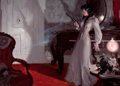 Paintings, TOM LOVELL (American, 1909-1997). Shot in the Dark, 1943. Oil on canvas. 29 x 40 inches (73.7 x 101.6 cm). Signed and da...