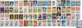 Baseball Cards:Singles (1960-1969), 1980's-90's The Mother Lode of Signed Baseball Cards. ...