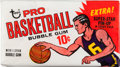 Basketball Cards:Singles (Pre-1970), Scarce 1969/70 Topps Basketball Unopened Pack....