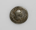 Ancient Lots: , Ancient Lots: Lot of three early Imperial denarii. Includes:Augustus. Consular robes and quadriga. Fine // Tiberius. TributePenny. Good ... (Total: 3 Coins Item)