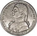 Argentina: , Argentina: Ferdinand VII silver Proclamation 1808, Fonrobert 10061,35.24 grams, 43 mm, struck to commemorate the founding of the city...